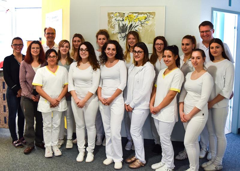 Zahnarzt Nürnberg - Team
